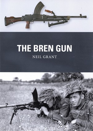 Weapon The Bren Gun Cover Art
