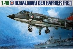 Royal Navy Sea Harrier FRS 1