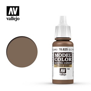 Vallejo 70825 Color Chip & Packaging