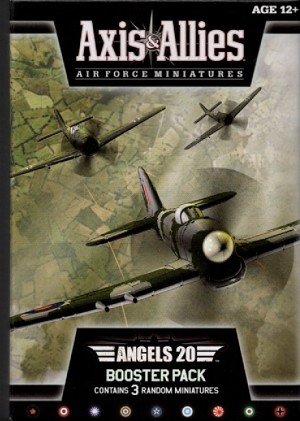 Axis & Allies - Angels 20: Booster Pack