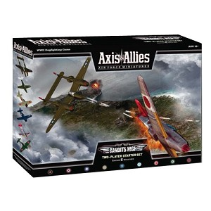 Axis & Allies - Bandits High: Two Player Starter Set  (COPY)