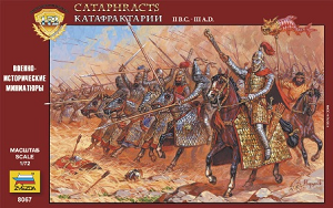 Cataphracts 5th - 1st Century BC